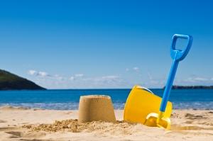 Diensten in de zomervakantie
